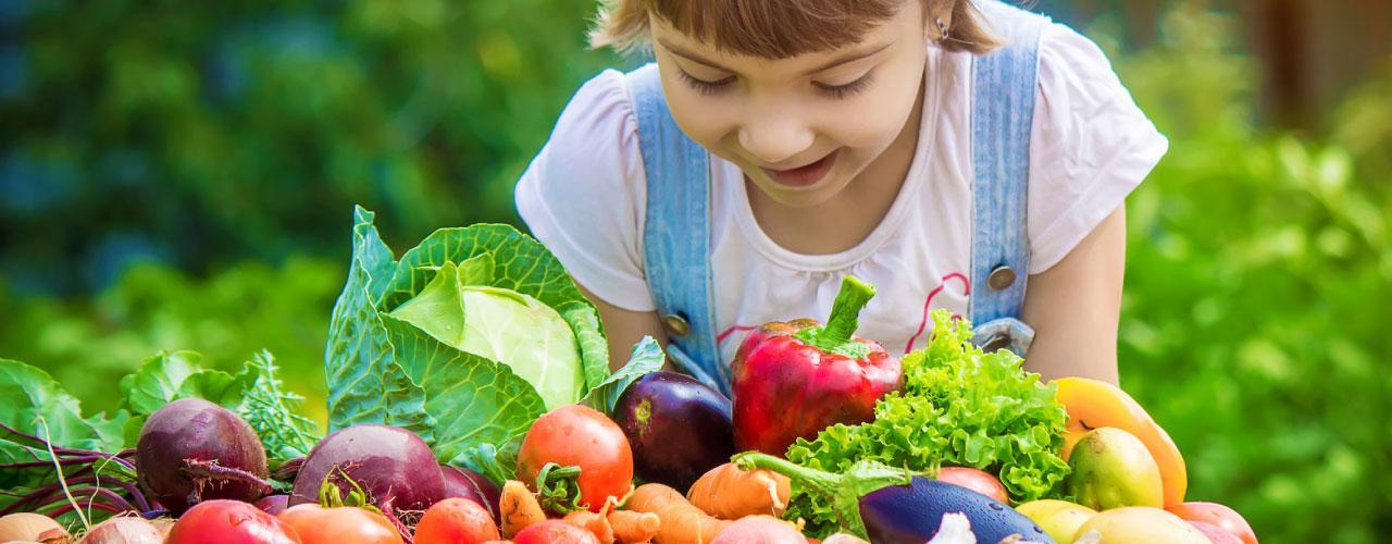 Resultado de imagen de comer verdura niños