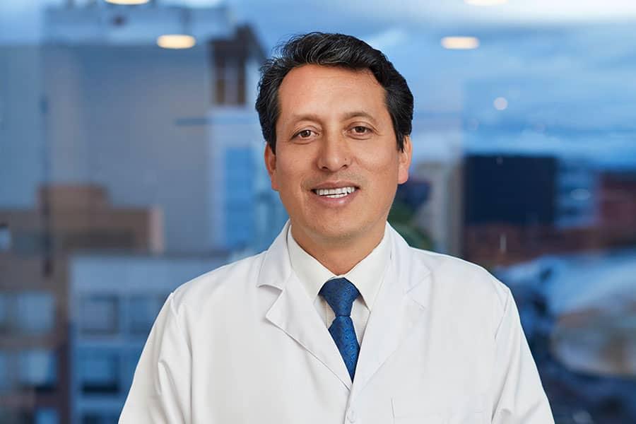 Carlos Álvarez - vicepresidente Clínica Colsanitas