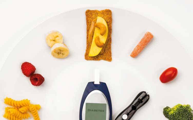 Cinco formas de controlar la diabetes
